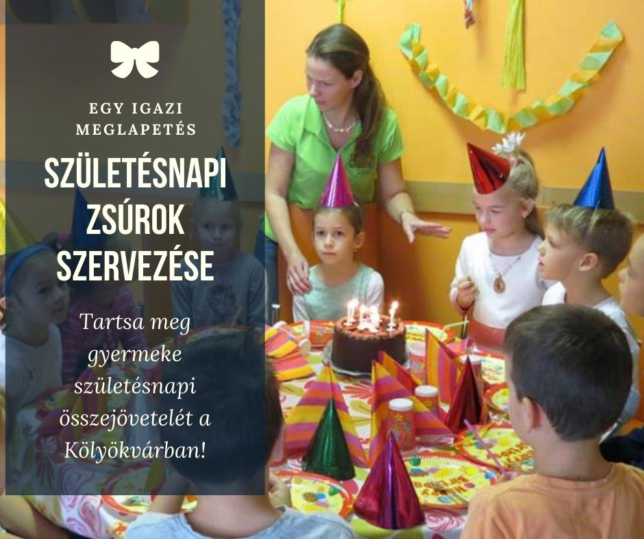játékok megismerni a gyerekek születésnapját
